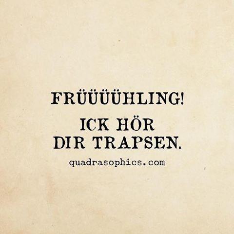 Endlich. :-) #Quadrasophics #Frühling #geschenkideen #geschenke #frühling #sonne #witzig #witzigesprüche #sprüche #humor