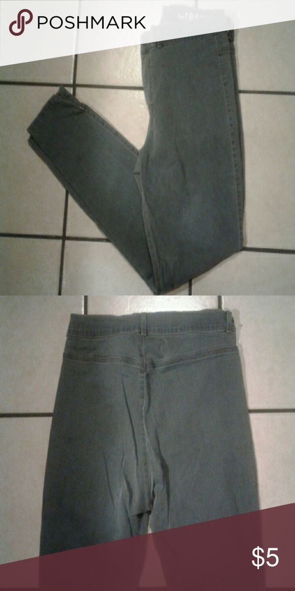 High rise leggin GAP jeans Gap denim rusted high rise jeans GAP Jeans Straight Leg
