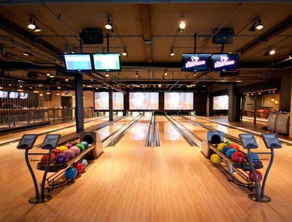 The Ballroom: Bowling is fun, and this place makes it cool! http://www.theballroom.ca/
