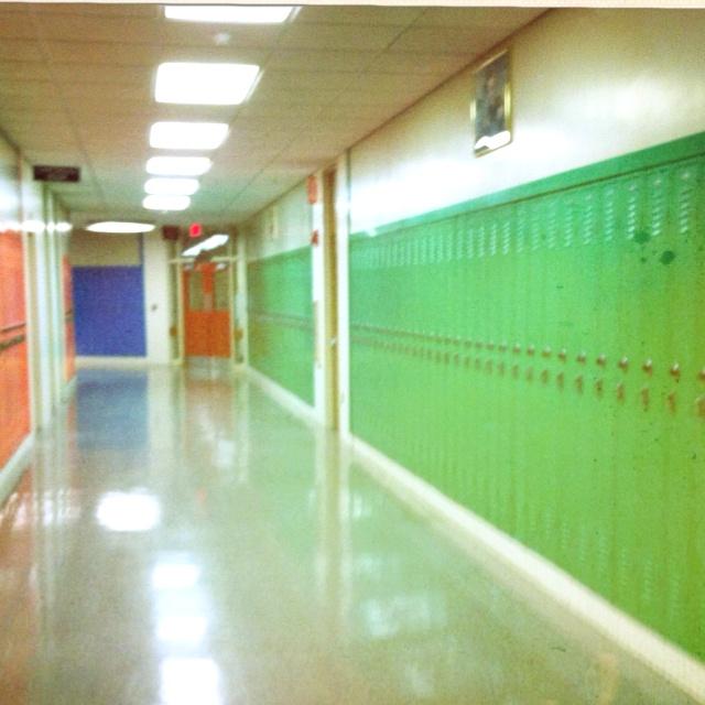 High School Locker Room Description Novel
