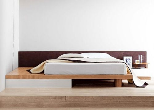 10 modern beautiful beds – designer decor in the bedroom