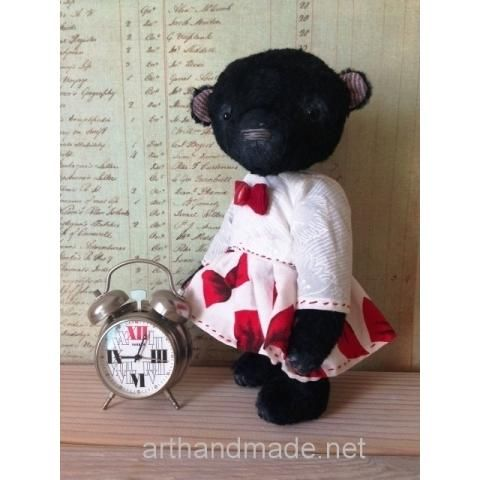 Teddy bear Sue. Author - Svetlana Mikhailenko - http://arthandmade.net/mihailenko.svetlana Teddy, bear, teddy bear, toy, collectible toy, gift, original gift, teddy artist, handmade, craft, тедди, мишка, мишка тедди, игрушка, коллекционная игрушка, подарок, оригинальный подарок, художник, ручная работа