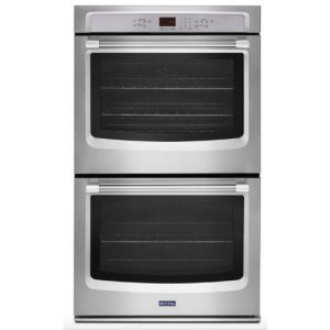 Read our review of the Maytag MEW963ODS electric double oven.