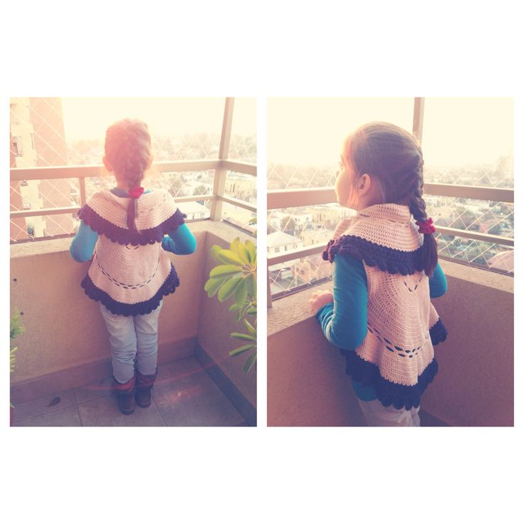 Capa/crochet ❤️