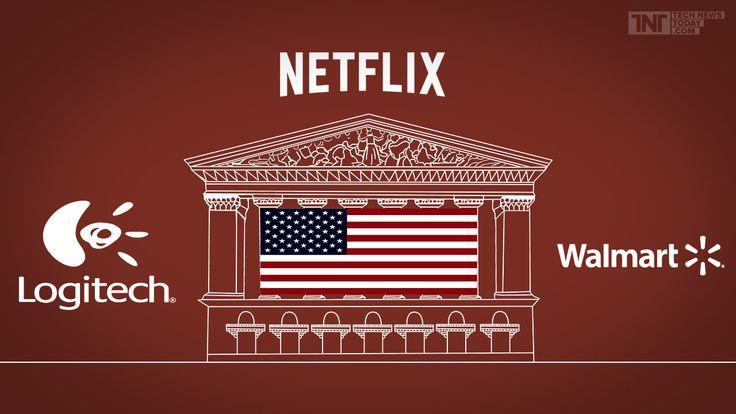 Insider Selling: Netflix Inc. (NFLX), Logitech International (LOGI), Wal Mart Stores Inc (WMT)