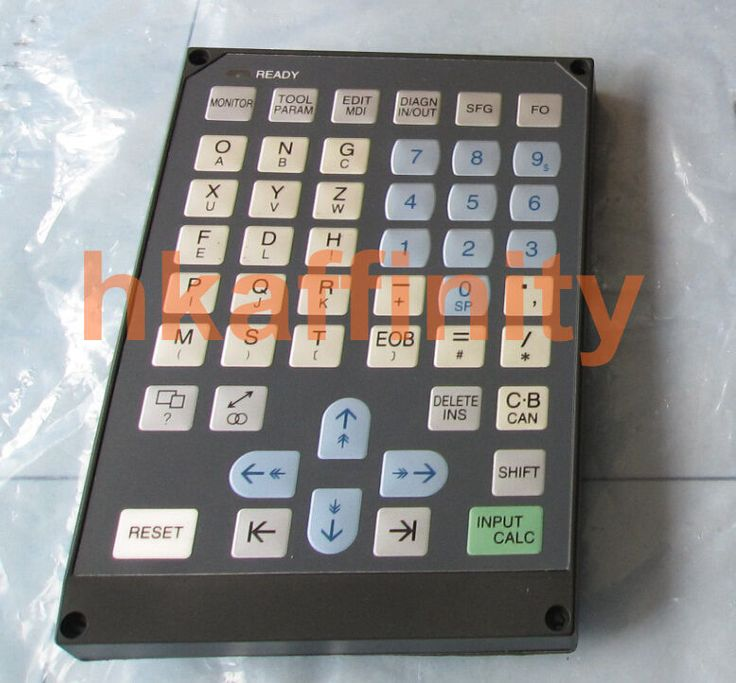 1PC New Mitsubishi FCU6KB022 For 64SM Operation Key Board