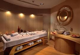 massage room!