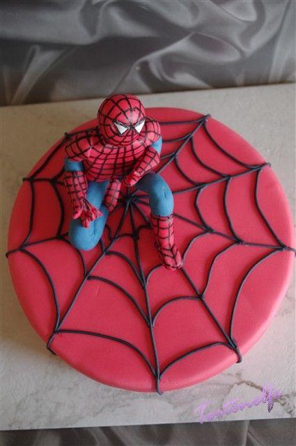 Letzte Woche feierte ein kleiner Fan von Spiderman seinen 7. Geburtstag und ich habe Ihm eine Torte zum Geburtstags gemacht. Spiderman - de...