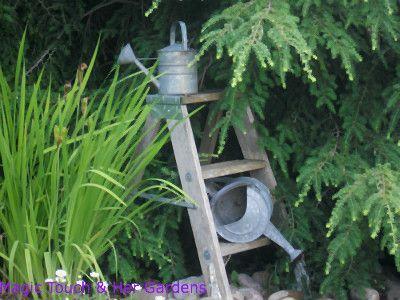 DIY ~  Garden Water Feature