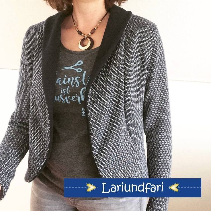 13 best Nähen - Cardigan, Lillesol Women images on Pinterest ...