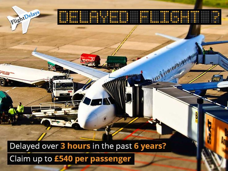 You could claim up to £540 per passenger if you have been delayed over 3 hours in the past 6 years.  Start your claim with Flight Delays today.