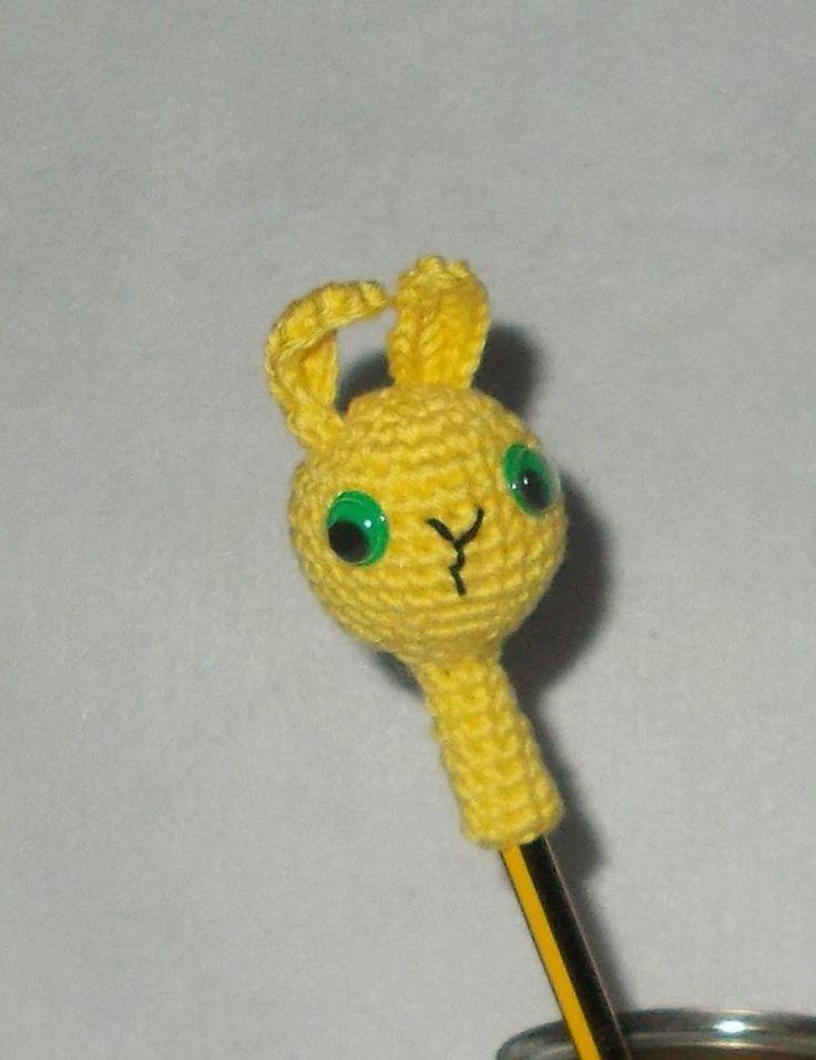 crochet pensil