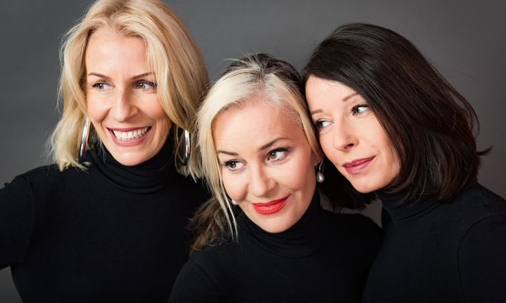 Bananarama in 2017: Sara Dallin, Siobhan Fahey and Keren Woodward. Photograph: The Guardian