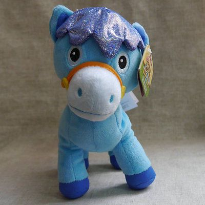 Disney Junior  SHERIFF CALLIE'S WILD WEST Horse plush toys 8
