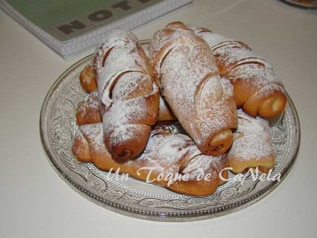Un Toque de CaNela: ESPARTEROS -  Dulce típico de Alcoy (Alicante)