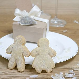 Biscuit Wedding Shortbread People - biscuits