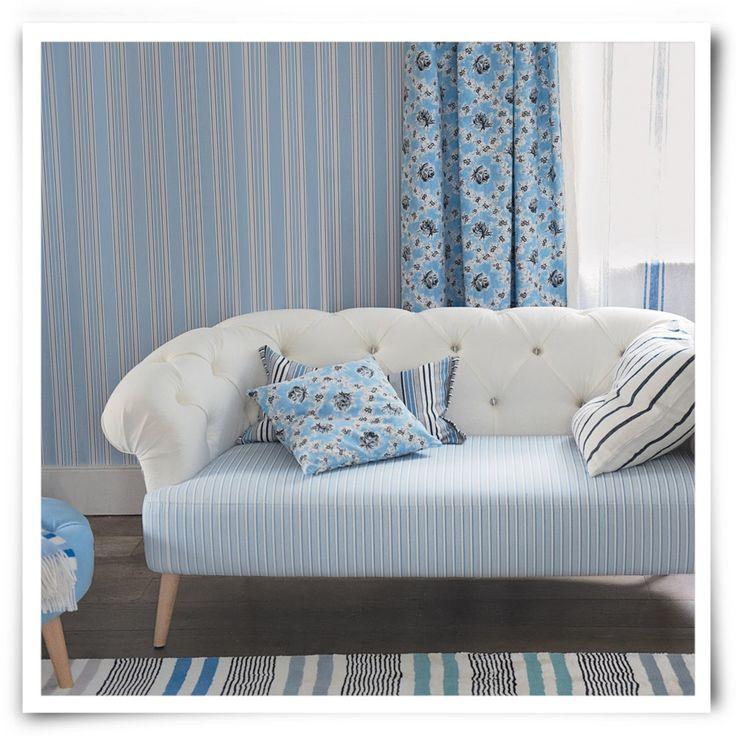 Designers Guild Button Sofa Collection
