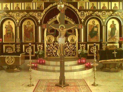 The beautiful Eastern Rites of the Church.