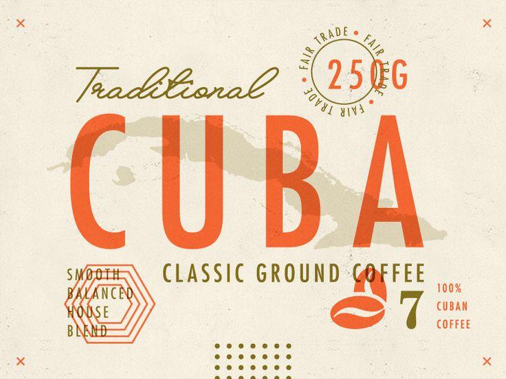 Cuba design elements  by  StudioJQ  #Design Popular #Dribbble #shots