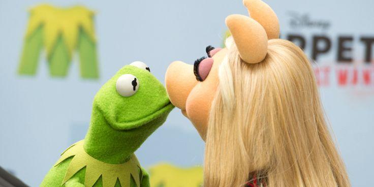 Γι' αυτό χώρισαν Κέρμιτ και Miss Piggy [εικόνες & βίντεο]