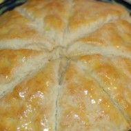 Kentucky Biscuits.  Yum!
