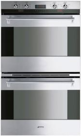 DOA330X: Oven Smeg designed in Italy, has functional characteristics of quality with a design that combines style and high technology. See it at www.smeg.com.au