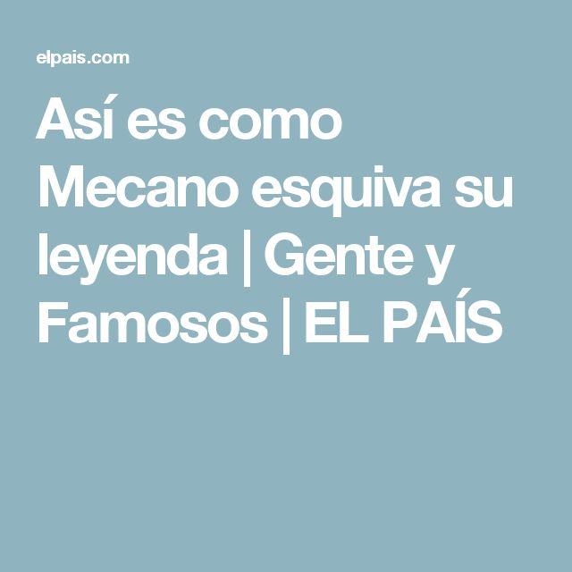 Así es como Mecano esquiva su leyenda | Gente y Famosos | EL PAÍS