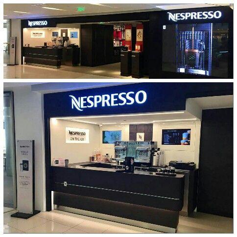 #Essequattro #Shanghai #Nespresso #coffeonthego #APM #beijing