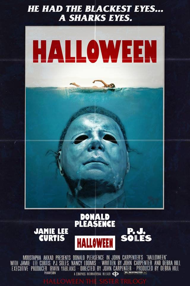 Michael Myers / Jaws