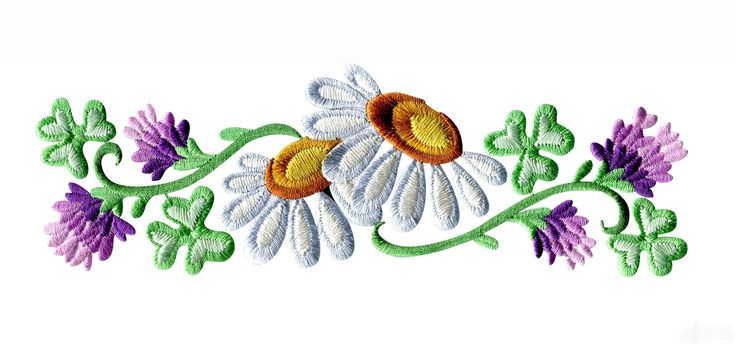 Embroidery Borders Designs - Google Search