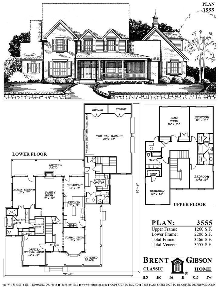 Plan 3555