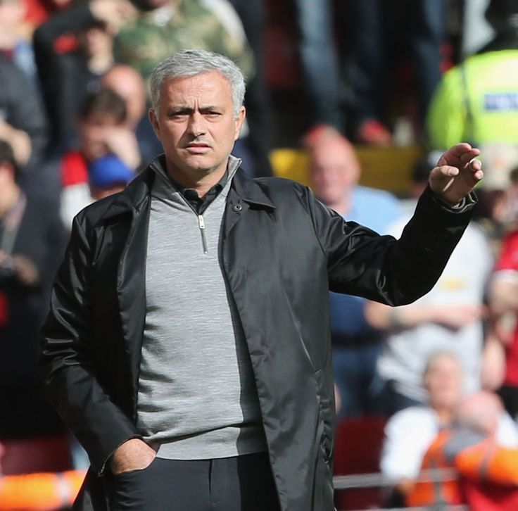 Jose Mourinho reacts to Liverpool 0 Manchester United 0 - Official Manchester United Website