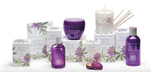 Passion Fruit Parfüm illatcsalád Lerbolario Naturkozmetikumok Magyarország