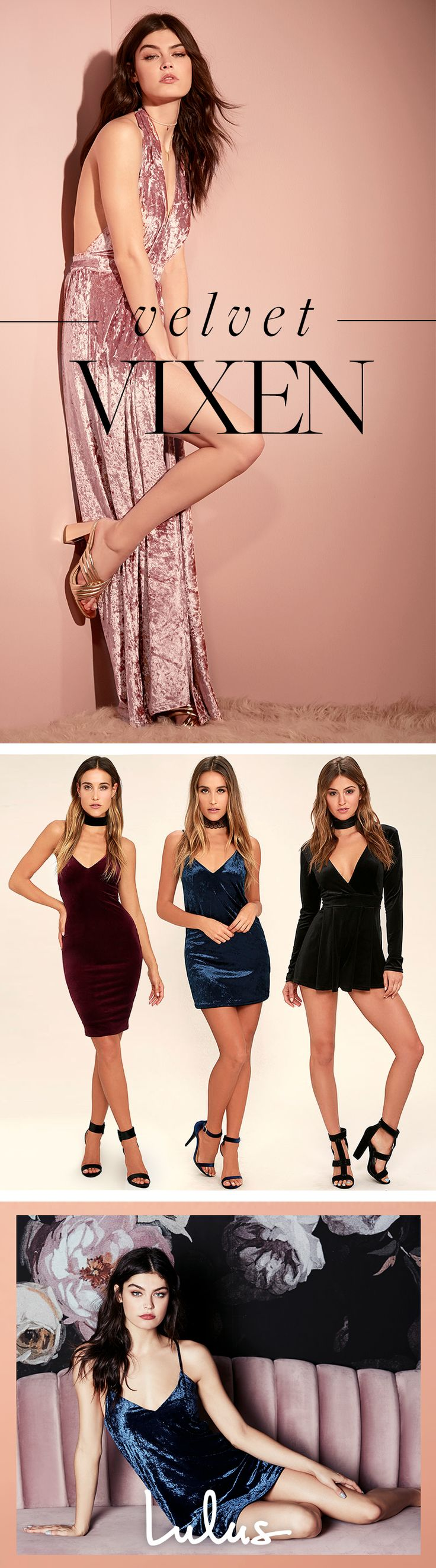Formal events or just feeling fancy, these dresses provide the wow factor wherever you go! #lovelulus