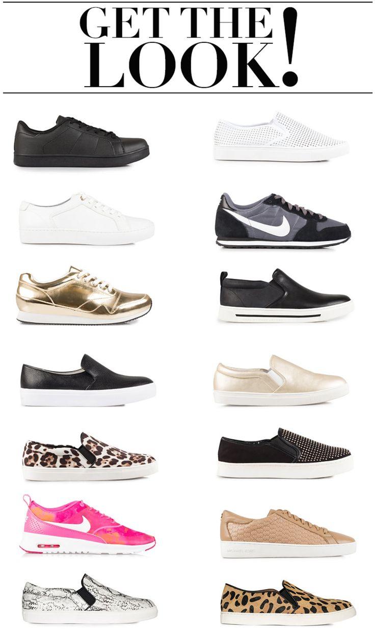 Stricktly style Lenkkarit ovat kulkeneetmuotitietoisten tyylittärien jalassa jo hyvän tovin. Kun niitä aikoinaan rupesi näkymään katukuvassa terävien pukujen ja sliipattu