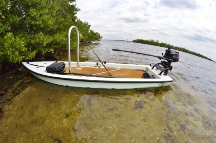 Gallery | Ambush Skiffs | Diy boat, Boat, Boat plans