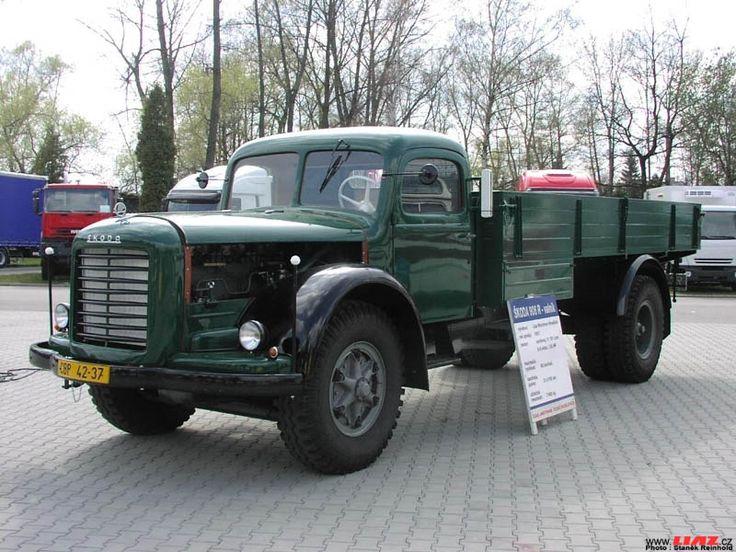 ŠKODA 706 R VALNIK