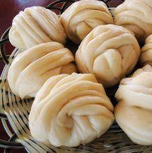 Steamed bun dough - the basic recipe for making the steamed bun dough used in Char Siu Bao