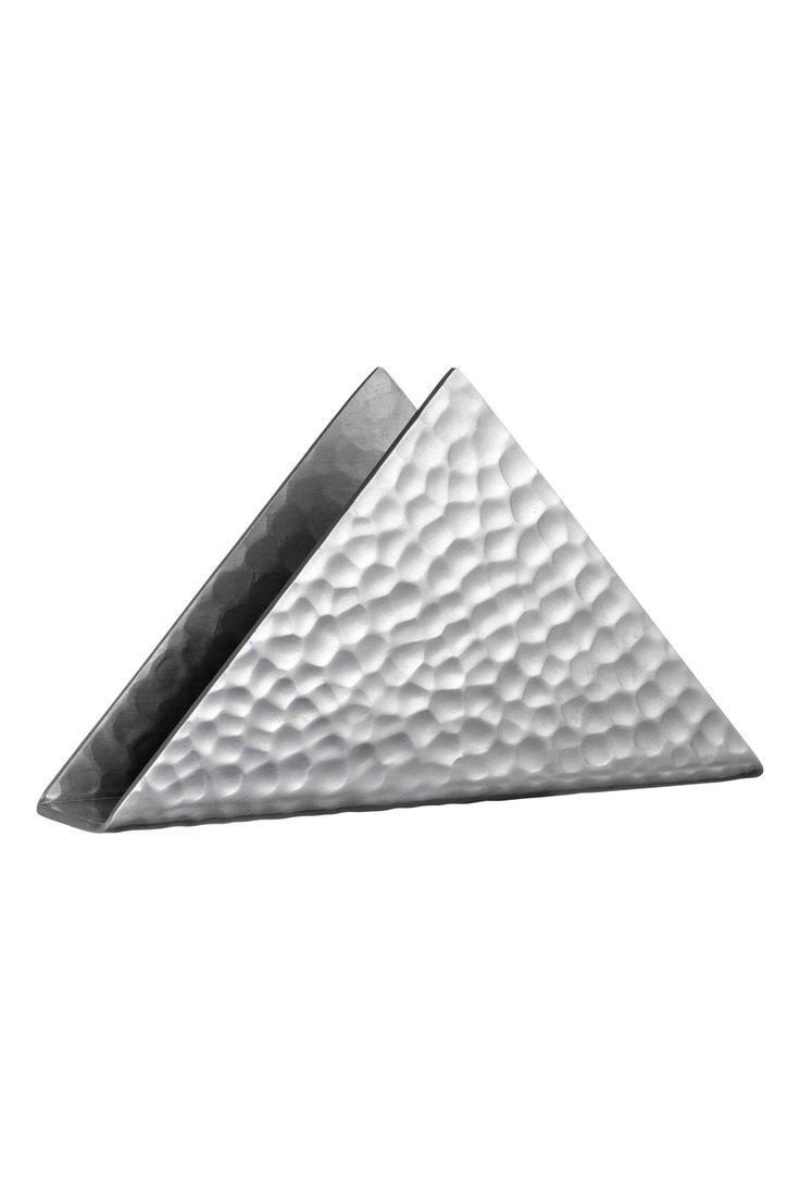8€ Servilletero de metal - Plateado - HOME | H&M ES 1