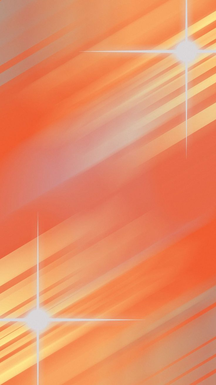 Latest HD 750x1334 abstract sparkles orange lines iphone 6 wallpapers 2