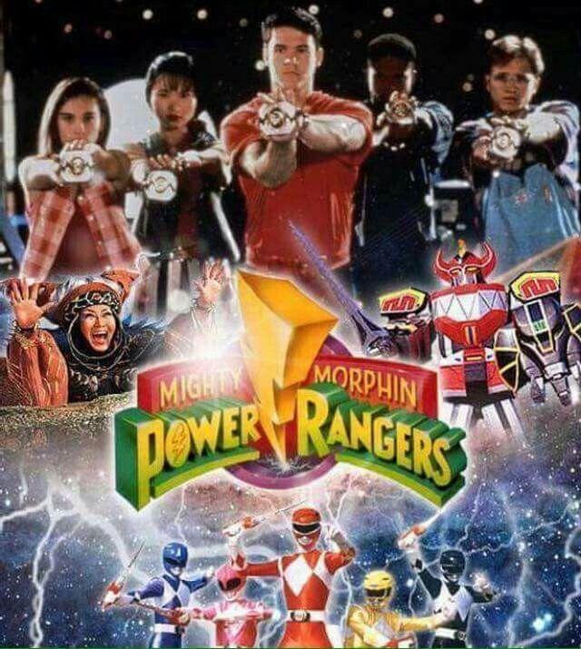 Mighty Morphin Power Rangers Wallpaper: 1164 Best It's Morphin TIme Images On Pinterest