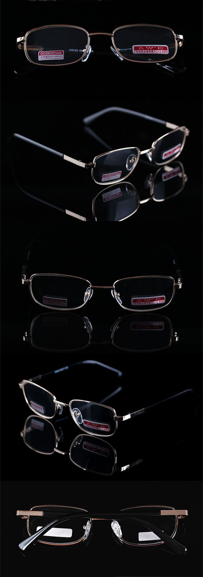 This is a reading glasses for the elderly, its quality is very good, the dioptre it can provide is below: +1.0,+1.5,+2.0,+2.5,+3.0,+3.5,+4.0. High Definition Exquisite Reading Glasses,Comfortable Aspheric Hard Resin Lens Lunettes De Lecture,G443 US $6.33 / piece