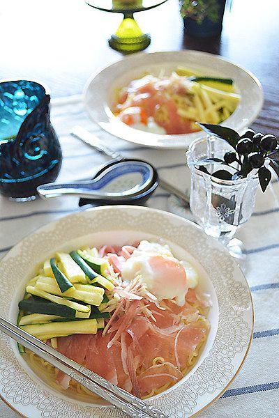 【冷やし中華】自家製たれの簡単レシピ!オススメ商品活用術も大公開 CAFY [カフィ]