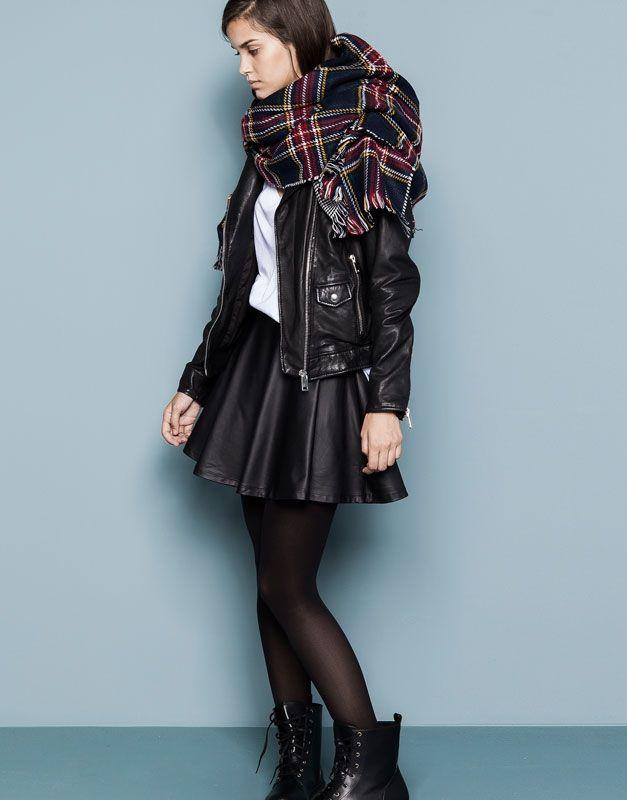 Skirt - Pull&Bear
