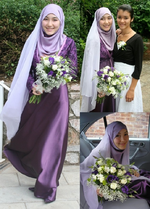 islamic wedding dress