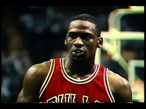 hope you like this video its for micheal jordan now and i though i started by uploading this game first check out my other channels for more of sports stars uploads i got many others stars i highlights as well thx.this is the classic 63pt game by mj kind of a welcome party game till greatness bird did his thing as well