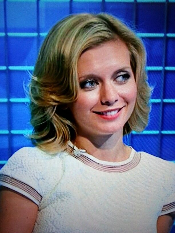 Rachel Riley On Countdown Shoulder Length Hair Pinterest