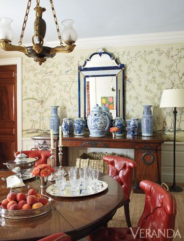 26 Designer Dining Rooms That Make Us Swoon