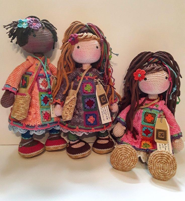 Love these 70's dolls.  Berta A.Vergara Santos / katxirula.com