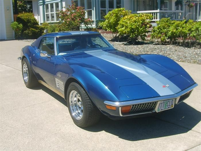 1972 corvette stingray awesome cars pinterest. Cars Review. Best American Auto & Cars Review